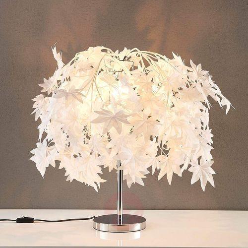 Czarująca lampa stołowa Maple z lasem liściastym (4251096527476)