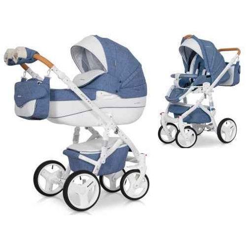 Wózek 2w1 Riko Brano Luxe - Denim, Brano_LX_D