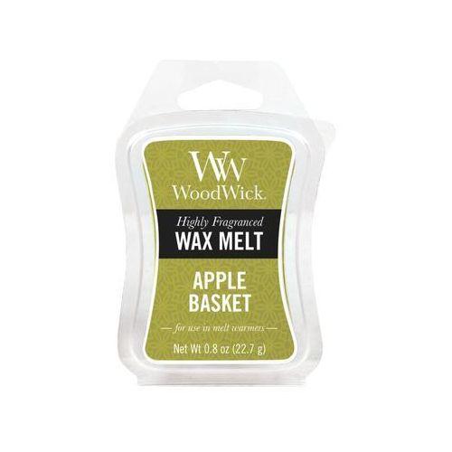Woodwick - wosk zapachowy apple basket 10h