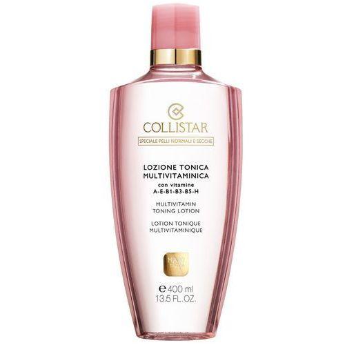 Collistar Multivitamin Toning Lotion 400ml W Tonik Do skóry normalnej i suchej - produkt z kategorii- Pozostałe kosmetyki