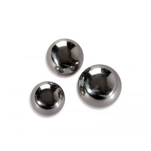 Metalowe kulki analne progresywne 50mm marki Titus range (uk)