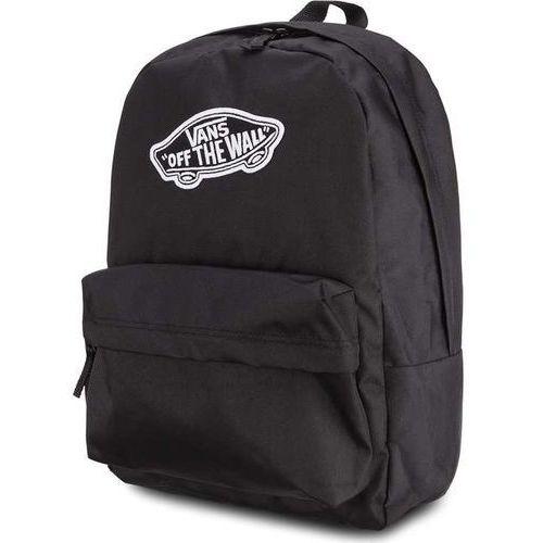 Plecak wm realm backpack black vn0a3ui6blk1 black marki Vans