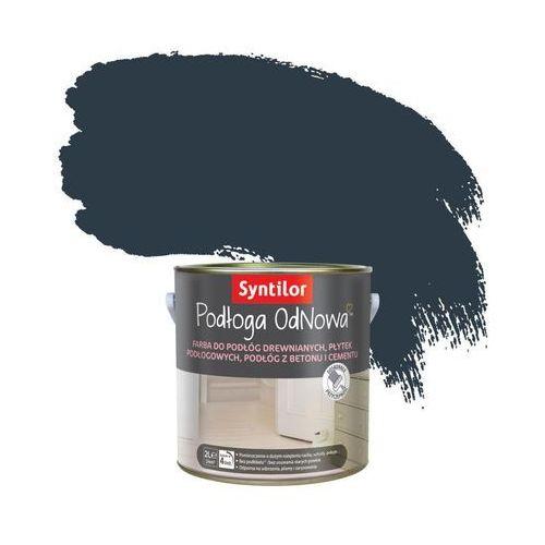 Syntilor Farba do podłóg wewnętrznych podłoga odnowa antracytowy (3239913340232)