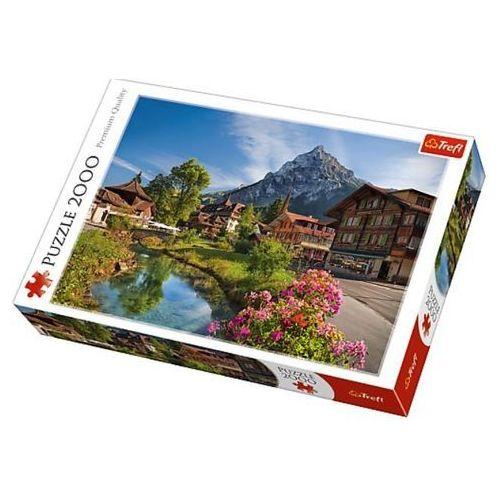 Puzzle 2000 Alpy latem TREFL