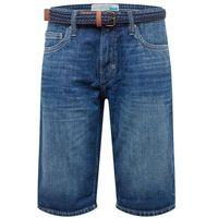 Esprit jeansy 'ocs dnm straigh' niebieski denim