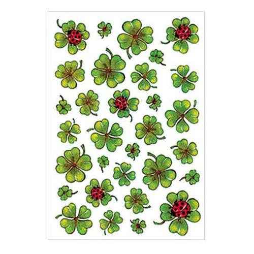 Herma Naklejki  decor 5438 koniczynki, biedronki x1
