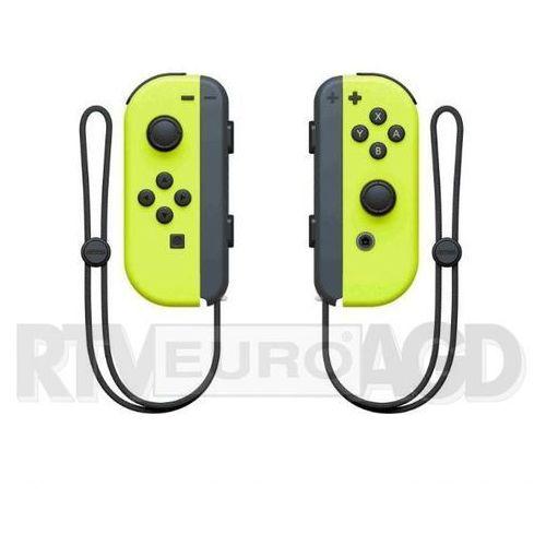 Nintendo Kontroler switch joy-con neon yellow (0045496430726)