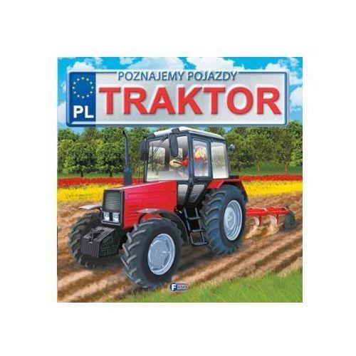 Poznajemy pojazdy. Traktor (2015)