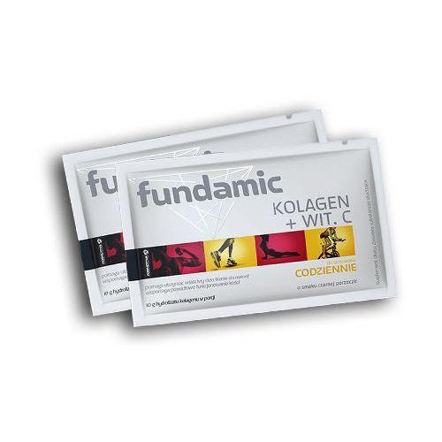 FUNDAMIC Kolagen + Wit.C pr.do p.roztw. 30 saszetek