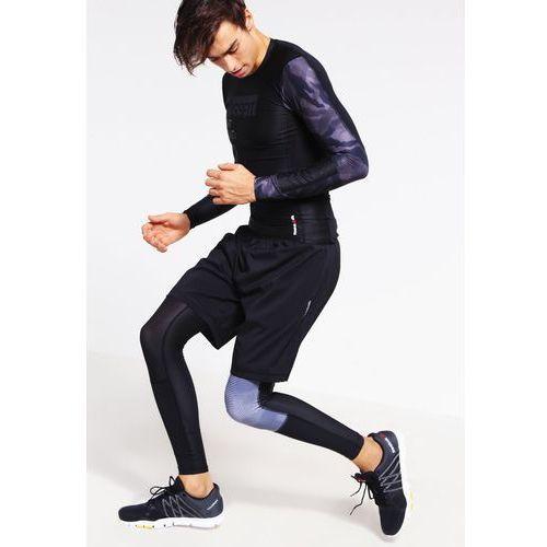 bluzka z długim rękawem black marki Reebok