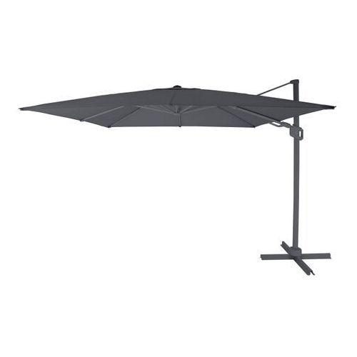 Goodhome Parasol menorca 300 x 300 cm szary (5059340125923)