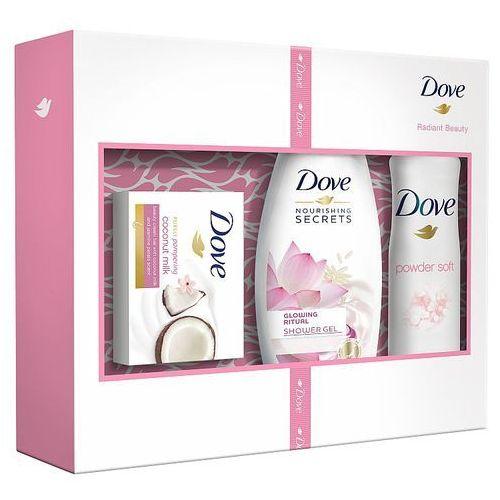 Dove radiant beauty zestaw kosmetyków (8710447383681)