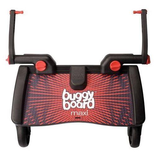 Lascal BuggyBoard MAXI Czerwony - Czerwony