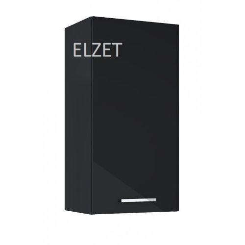 szafka wisząca kwadro plus 40 1d black, 31,6 cm głębokości 166657 marki Elita