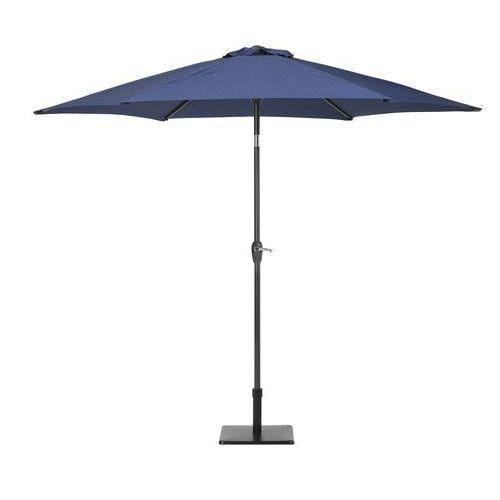 Parasol ogrodowy Ø270 cm ciemnoniebieski VARESE (4260602371069)