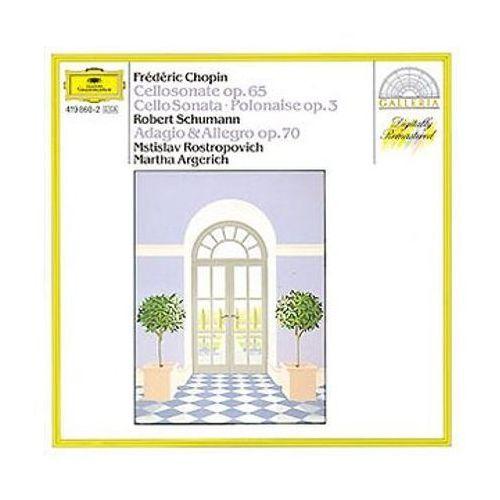 Cellosonate / Polonaise Op. 3 (0028941986023)