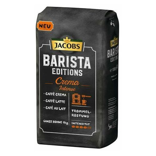 Jacobs Barista Editions Crema Intense - 1kg (8711000415399)