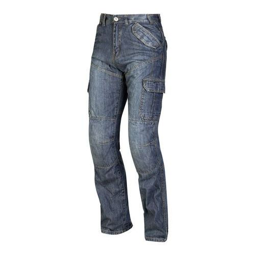 SPODNIE JEANS OZONE SHADOW BLUE