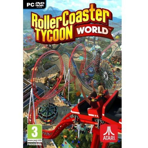 OKAZJA - RollerCoaster World (PC)