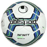 Uhlsport INFINITY MOTION 2.0 Piłka do piłki nożnej weiß/royal/schwarz