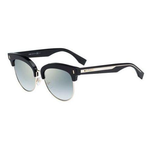 Okulary Słoneczne Fendi FF 0154/S COLOR BLOCK VJG/EZ