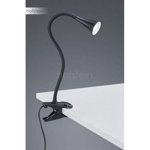 Reality viper lampa z klipsem led czarny, 1-punktowy - nowoczesny - obszar wewnętrzny - viper - czas dostawy: od 3-6 dni roboczych