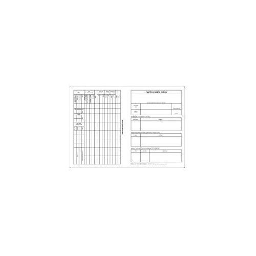 Karta zdrowia ucznia [mz/hsz-11] marki Firma krajewski