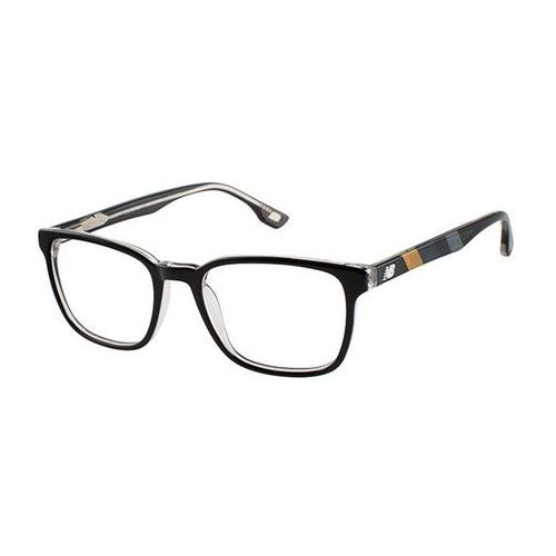 Okulary korekcyjne nb4042 with clip on c01 marki New balance