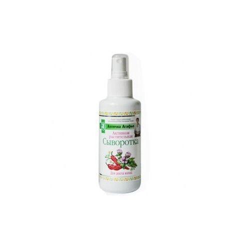 Babcia agafia Receptura babci agafii aktywne serum na porost włosów, na bazie 7 ziół, 150 ml (4607040313617)