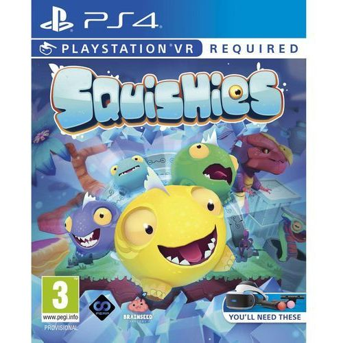 Squishies (PS4)