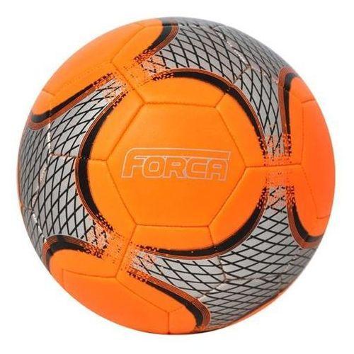 Axer sport Piłka nożna treningowa axer forca orange/silver - pomarańczowy ||srebrny