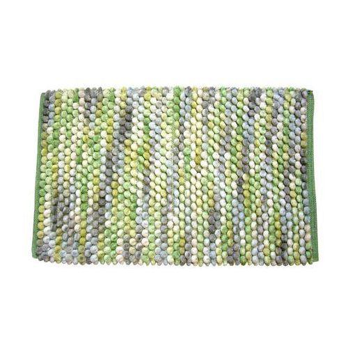 Ba-de Dywanik łazienkowy mosaic zielony 50 x 80 cm