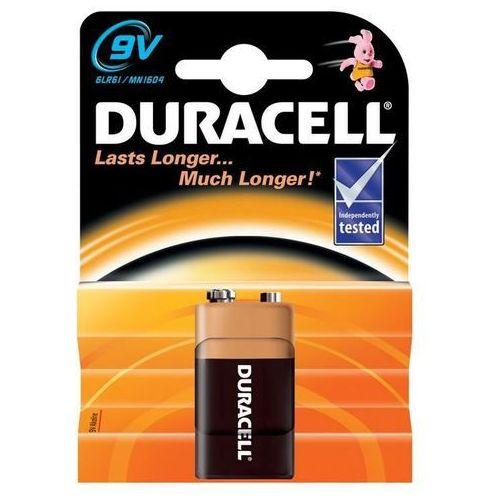 Duracell Bateria  basic 6lr61/9v