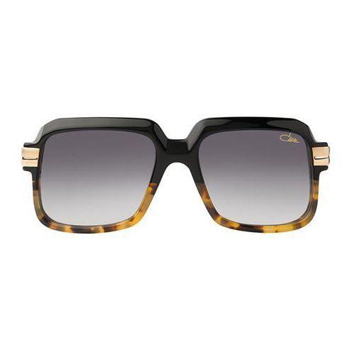 Okulary Słoneczne Cazal 607S 091-3, kolor żółty