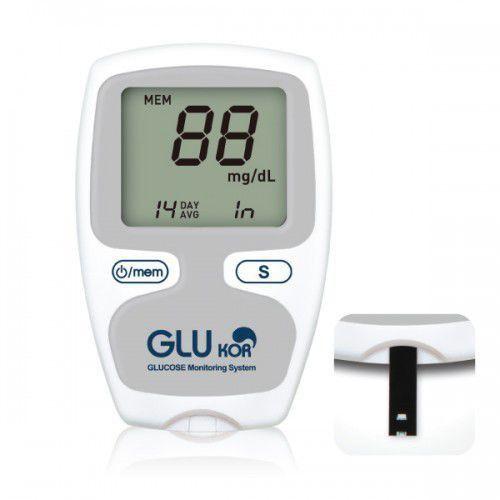 Glukometr elektroniczny HuBDIC GLU Kor (GM-500). Najniższe ceny, najlepsze promocje w sklepach, opinie.