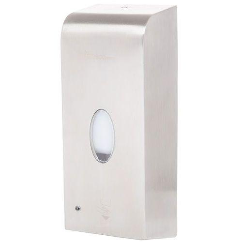 Automatyczny dozownik do mydła w płynie 1 litr LAB Faneco stal matowa (5901764295822)