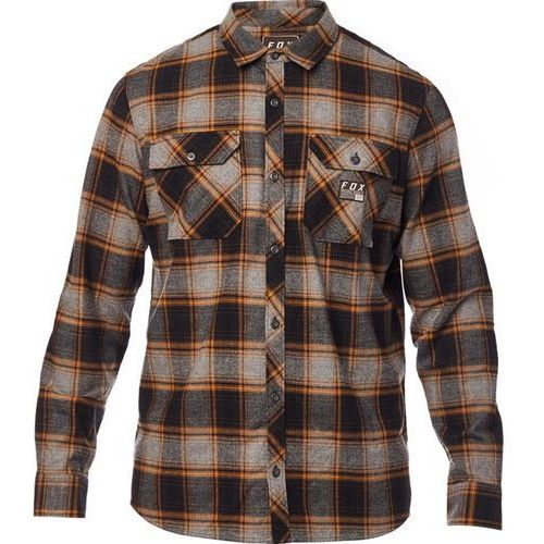 koszula FOX - Traildust Flannel Htr Graph (185) rozmiar: M