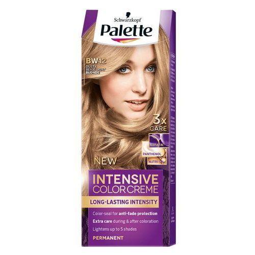 Farba do włosów palette intensive color creme jasny blond nude bw12 marki Schwarzkopf