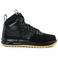 Buty  lunar force 1 duckboot - 805899-003 - czarny marki Nike