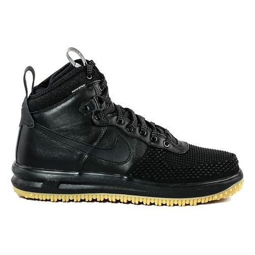 Buty Nike Lunar Force 1 Duckboot - 805899-003 - Czarny, kolor czarny