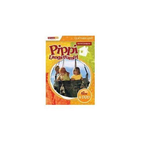 Pippi Langstrumpf ( BOX 4xDVD) (5905116012440)