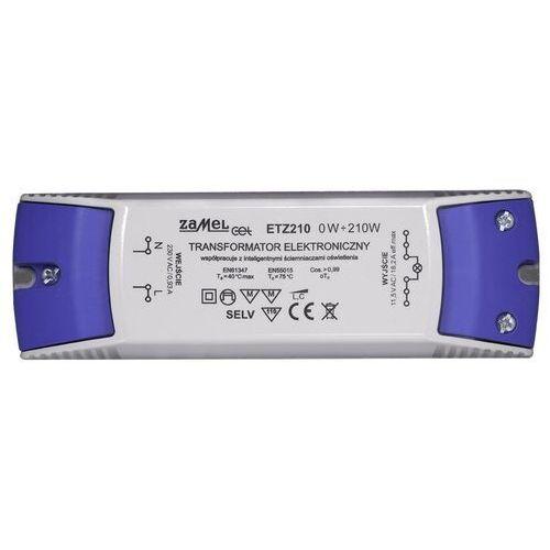 Zamel Ledix - transformator elektroniczny etz210 (5903669027027)