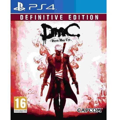 Devil May Cry Definitive Edition, wersja językowa gry: [angielska]