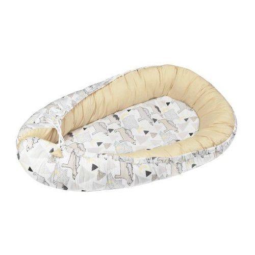 Kokon niemowlęcy / gniazdko dla noworodka - Alaska (zestaw materacyk + motylek), 5A5E-95827