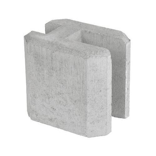 Łącznik betonowy przelotowy 22x16.5x20cm JONIEC, LDP20_SZAR