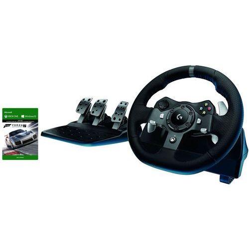 Kierownica LOGITECH G920 + gra Forza Motorsport 7 (5907595643047)