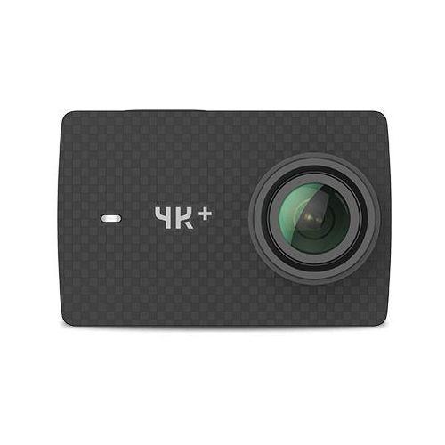 Kamera sportowa yi action camera 4k+ czarny + obudowa wodoodporna marki Xiaoyi