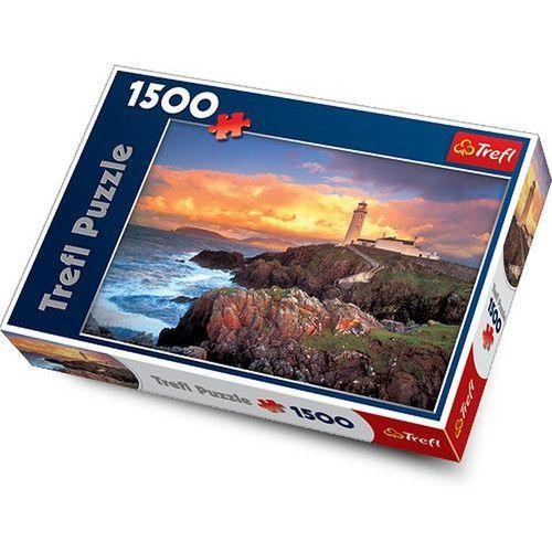 Puzzle 1500 Latarnia morska w Irlandii TREFL