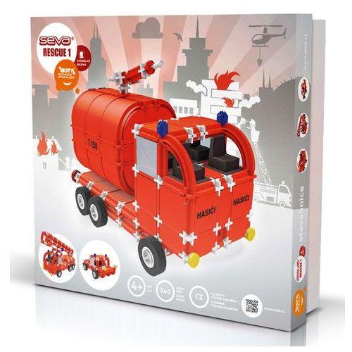 Seva Rescue 1 - wóz strażacki - BEZPŁATNY ODBIÓR: WROCŁAW!