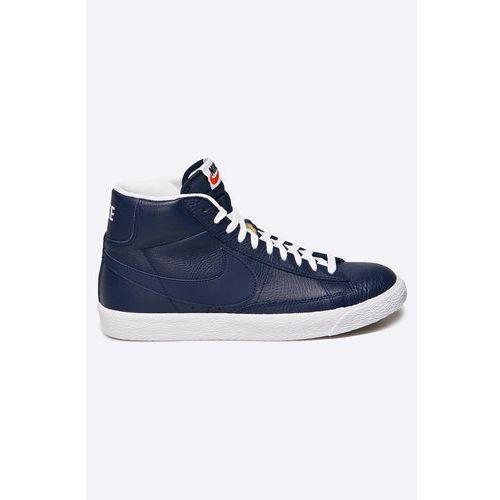 sportswear - buty 429988-402 blazer mid prm, Nike